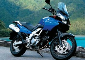 Pot echappement Suzuki V-Strom 650 DL (2004 - 06)