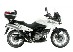 Pot echappement Suzuki V-Strom 650 Traveller ABS (2008 - 11)