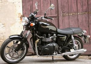 Pot echappement Triumph Bonneville (2009 - 16)