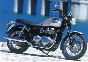 Pot echappement Triumph Bonneville 800 (2002 - 07)