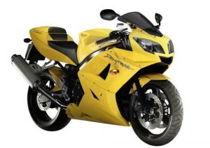 Pot echappement Triumph Daytona 600