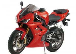 Pot echappement Triumph Daytona 675 (2006 - 08)
