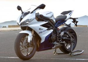 Pot echappement Triumph Daytona 675 (2013 - 14)