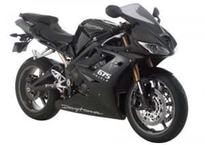 Pot echappement Triumph Daytona 675 ABS (2009 - 13)