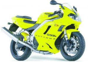 Pot echappement Triumph Daytona 955 I (2002)