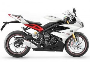 Pot echappement Triumph Daytona R 675 ABS (2009 - 16)