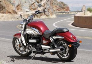 Pot echappement Triumph Rocket III (2004 - 11)
