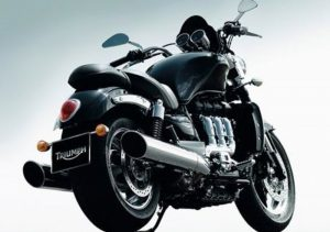Pot echappement Triumph Rocket III Roadster ABS (2010 - 17)