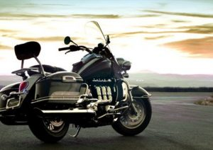 Pot echappement Triumph Rocket III Touring (2007 - 12)