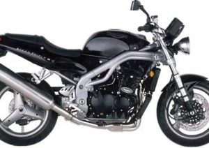 Pot echappement Triumph Speed Triple 1000 (1999 - 02)