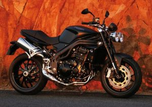 Pot echappement Triumph Speed Triple 1050 (2005 - 11)