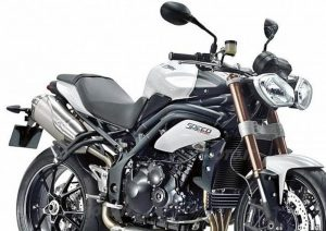 Pot echappement Triumph Speed Triple 1050 (2011 - 13)