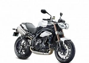 Pot echappement Triumph Speed Triple 1050 ABS (2011 - 15)
