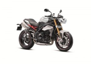 Pot echappement Triumph Speed Triple 1050 R ABS (2011 - 15)