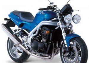 Pot echappement Triumph Speed Triple 955 (1998 - 01)