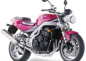 Pot echappement Triumph Speed Triple 955 (2002 - 04)