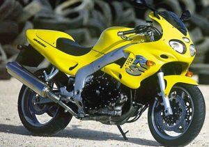 Pot echappement Triumph Sprint 955 RS (2002 - 03)