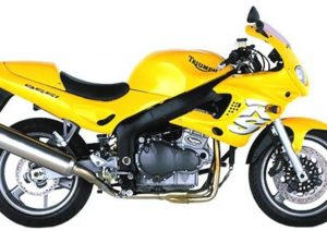 Pot echappement Triumph Sprint 955 RS i (2000 - 02)