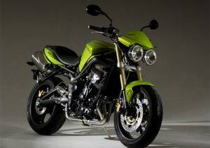 Pot echappement Triumph Street Triple (2007 - 12)