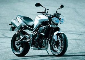Pot echappement Triumph Street Triple R (2013 - 14)