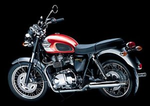 Pot echappement Triumph T 100