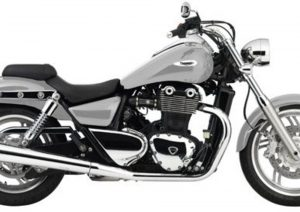 Pot echappement Triumph Thunderbird 1600 ABS