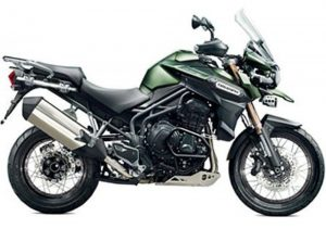 Pot echappement Triumph Tiger Explorer XC 1215 ABS (2011 - 16)