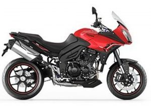 Pot echappement Triumph Tiger Sport ABS (2013 - 15)
