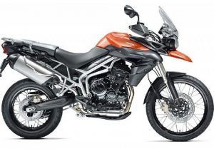 Pot echappement Triumph Tiger XC 800 (2011 - 12)