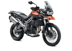 Pot echappement Triumph Tiger XC 800 ABS (2010 - 14)