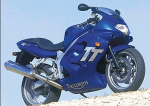 Pot echappement Triumph TT 600 (2002 - 03)