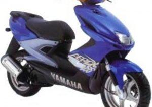 Pot echappement Yamaha Aerox 100 (2000 - 02)