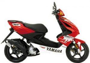 Pot echappement Yamaha Aerox 100 Max Biaggi (1999 - 02)