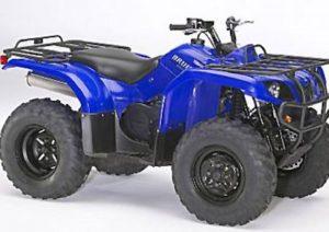 Pot echappement Yamaha Bruin 350 AN