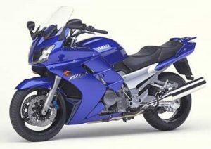 Pot echappement Yamaha FJR 1300 ABS (2002 - 05)