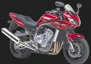 Pot echappement Yamaha FZS 1000 Fazer
