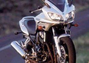 Pot echappement Yamaha FZS 600 Fazer (2002 - 03)