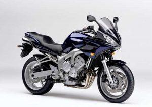 Pot echappement Yamaha FZS 600 Fazer (2003 - 04)