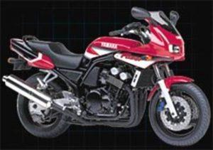 Pot echappement Yamaha FZS 600 Fazer S (2000 - 04)
