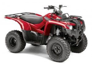 Pot echappement Yamaha Grizzly 300 (2007 - 13)
