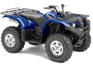 Pot echappement Yamaha Grizzly 450