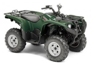 Pot echappement Yamaha Grizzly 550 (2007 - 13)