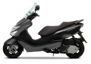 Pot echappement Yamaha Majesty 125 (2008 - 11)
