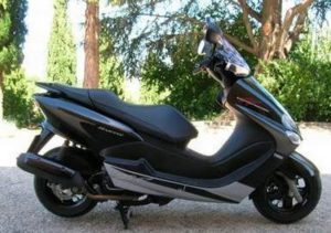 Pot echappement Yamaha Majesty 180 SV (2005 - 06)
