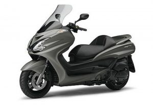 Pot echappement Yamaha Majesty 400 ABS (2011 - 14)