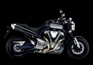 Pot echappement Yamaha MT-01 (2005- 11)