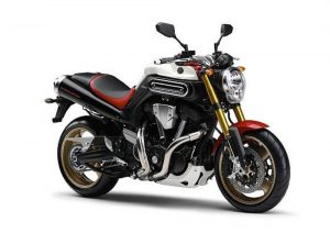 Pot echappement Yamaha MT-01 SP (2009 - 11)