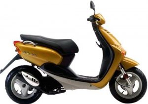 Pot echappement Yamaha Neo's 50 (2000 - 06)