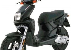 Pot echappement Yamaha Slider 50 (1999 - 02)