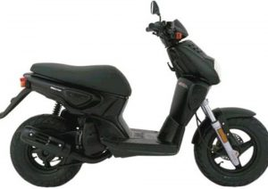 Pot echappement Yamaha Slider 50 Cat (2000 - 02)